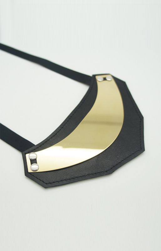 Колье Black and Gold