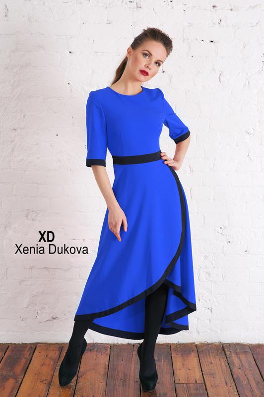 Платье Blue