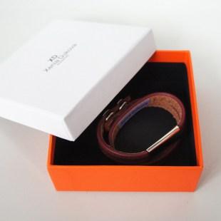 Кожаный браслет в 2 оборота Image 1