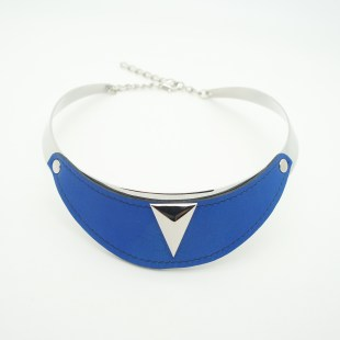 Колье, ярко-синее Image 1