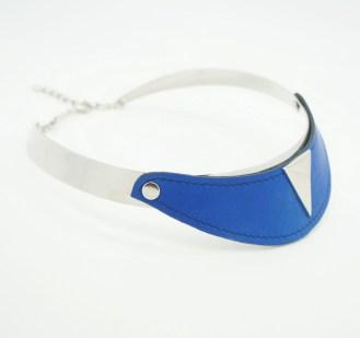 Колье, ярко-синее Image 0