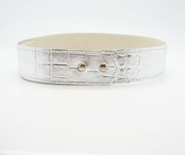 Пояс из натуральной кожи Silver Image 0