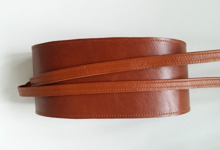 Пояс-кушак из натуральной кожи Image 1