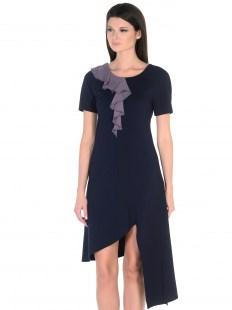 Платье Волна синий Image 1