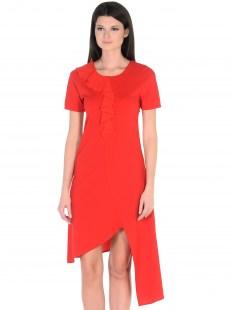 Платье Волна красная Image 1