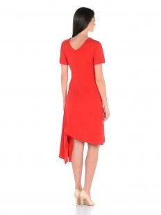 Платье Волна красная Image 2