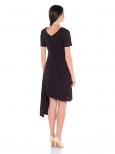 Платье Волна бордо Image 2