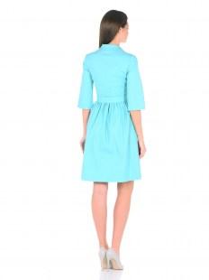 Платье Джинс бирюза Image 2