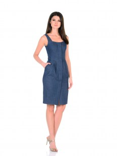Сарафан Джинс синий Image 0