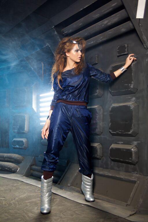Комплект Kosmos, синий